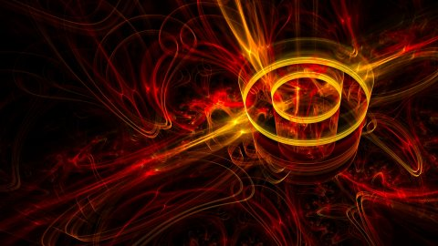 Loops of fire