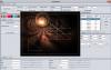 Fractal flame editor: basic triangle editing
