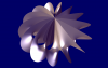 Mobius flower